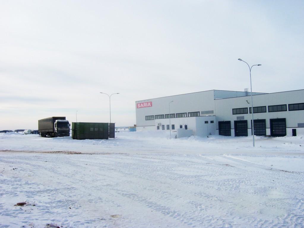 SEZ Alabuga resident – Animal Protein Production Plant Saria Bio-Industries Volga LLC1